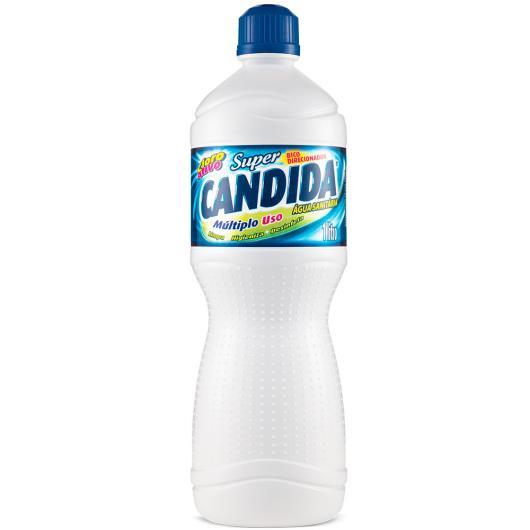Água sanitária Super Candida 1L - Imagem em destaque