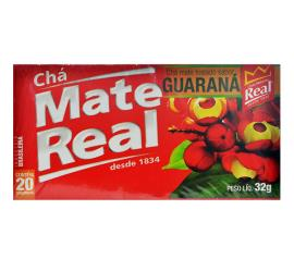 Chá Real mate guaraná 32g