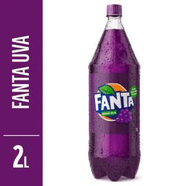 Refrigerante Fanta Uva pet 2L