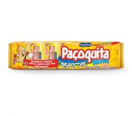 Doce de amendoim Santa Helena paçoquita mini 210g
