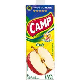 Néctar maçã Camp 1 Litro