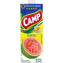 Néctar goiaba Camp 1 Litro