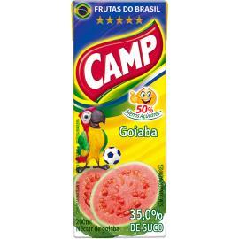 Néctar goiaba Camp 200ml