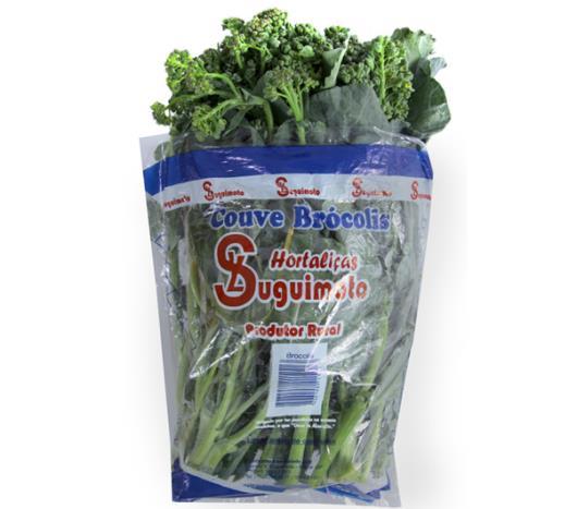 Brócolis Suguimoto maço - Imagem em destaque
