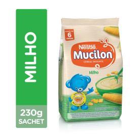 NESTLÉ Mucilon Milho Cereal Infantil Sachê 230g