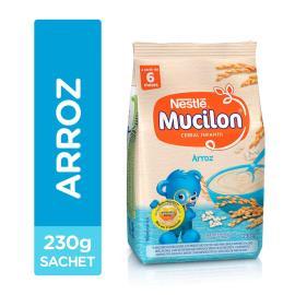 NESTLÉ Mucilon Arroz Cereal Infantil Sachê 230g