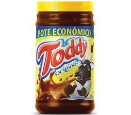 Achocolatado em pó original Toddy 800g