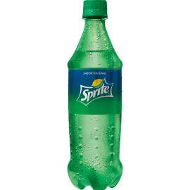 Refrigerante Sprite Limão Pet 600ml