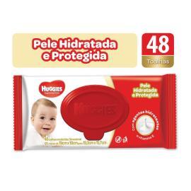 Toalha Umedecida HUGGIES Supreme Care - 48 Toalhas