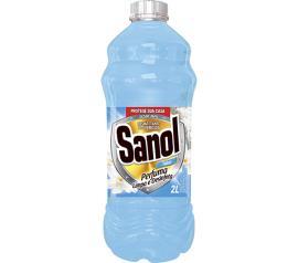 Desinfetante Sanol talco 2L