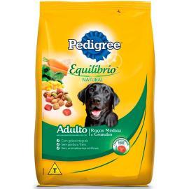 Alimento para cães Pedigree equilíbrio natural adulto 1kg