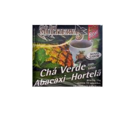 Chá Real  multiervas verda abacaxi com hortelã 15g