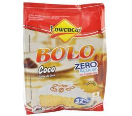 Mistura para bolo Lowçucar sabor coco light 300g