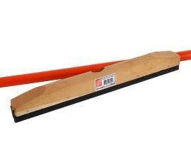 Rodo Kilar de madeira duplo  de 40cm (com cabo)