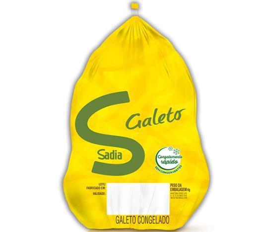 Galeto Sadia carcaça congelado 800g - Imagem em destaque
