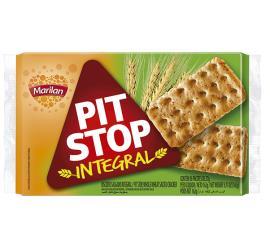 Biscoito Marilan Pit Stop integral 162g