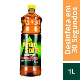Desinfetante Pinho Sol original 1L