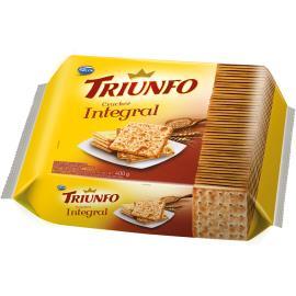 Biscoito Triunfo integral 400g