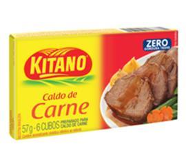 Caldo Kitano sabor carne 57g