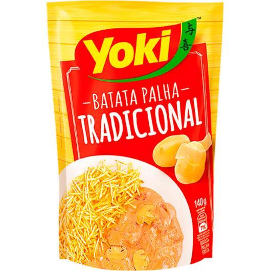 Batata palha Yoki  140g - Imagem em destaque
