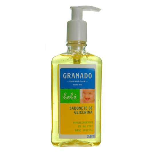 Sabonete Granado líquido bebê glicerinado 250ml - Imagem em destaque