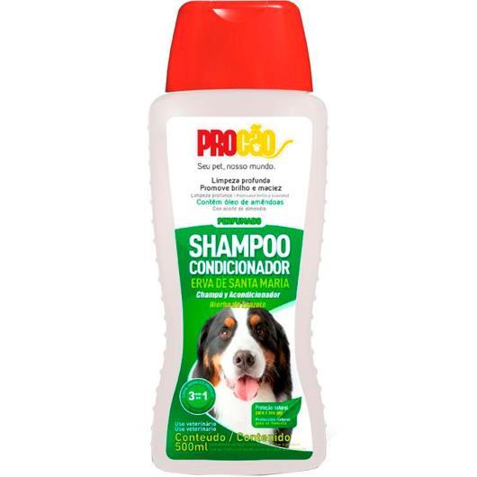 Shampoo e condicionador Erva Santa Maria Procão 3 em 1 500ml - Imagem em destaque