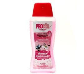 Shampoo e condicionador Sil/ óleo de amêndoas 2 em 1 Procão 500ml