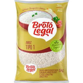 Arroz Broto Legal tipo 1 5kg