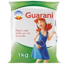 Açúcar refinado Guarani Especial 1kg