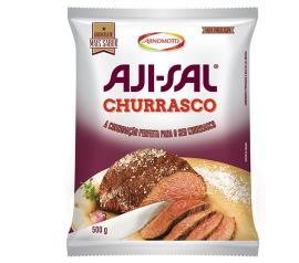 Condimento Aji-Sal churrasco 500g