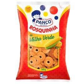 Biscoito Panco Rosquinha Milho Verde 500g