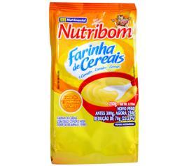 Farinha Nutribom cereais sache 230g