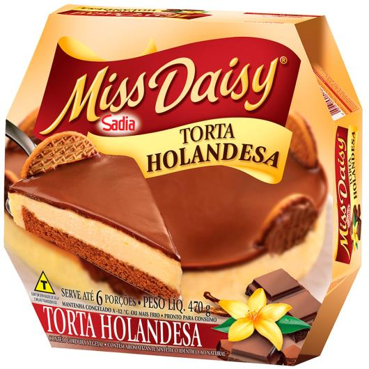 Torta Miss Daisy holandesa 470g - Imagem em destaque