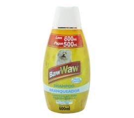 Shampoo Baw Waw branqueador 600ml