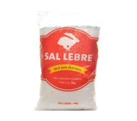Sal grosso Lebre 1kg