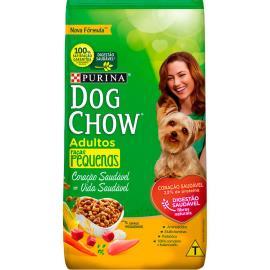 Ração para cães Dog Chow adulto raças pequenas 10,1kg